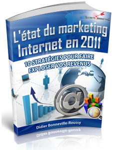 Les stratgies de vente sur internet qui marchent en 2011