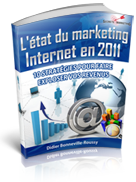 L'état du marketing Internet en 2011